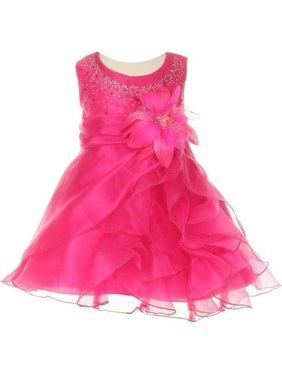 e719fba16 Cinderella Baby Girls Dresses - Walmart.com