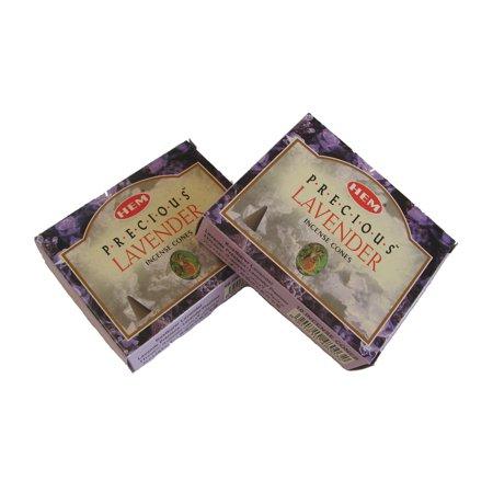 2 Boxes of Lavender Incense Cones
