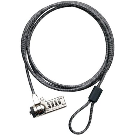 Computer Security Product CSP810585 Csp Desktop Security Cable Lockaccs Individual Access 6ft Cable Lock