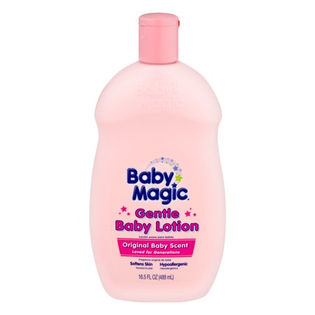 Baby Magic Gentle Baby Lotion Original, 16.5 FL OZ