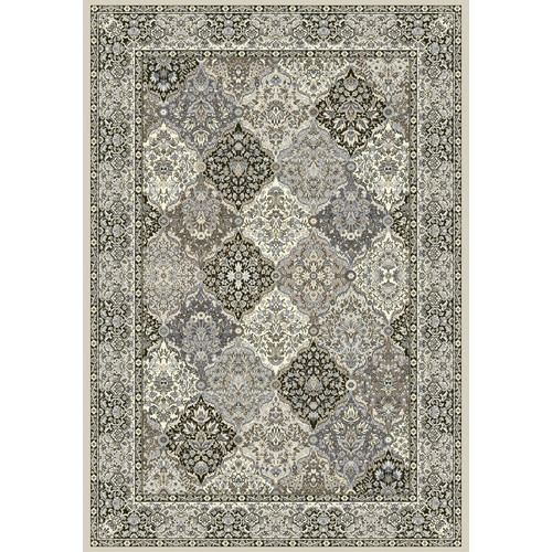 Crescent Drive Rug Company Ancient Garden Gray Area Rug