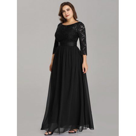 32f5df76d3e Ever-pretty - Ever-Pretty Women s Sexy Pleated Long Maxi Evening Cocktail  Party Formal Dresses for Women 7412P US 12 - Walmart.com