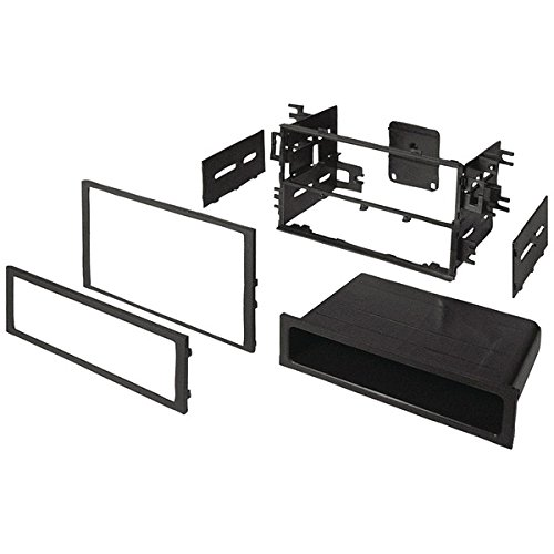 Best Kits Bkhonk830 In-dash Installation Kit [honda[r]/acura[r] 1986 & Up Double-din/single-din With Pocket]