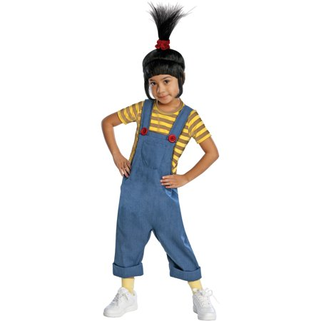 Despicable Me 2 Agnes Deluxe Toddler/Child Costume - Agnes Halloween Costumes Despicable Me