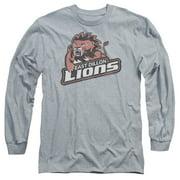Friday Night Lights East Dillion Lions Mens Long Sleeve Shirt