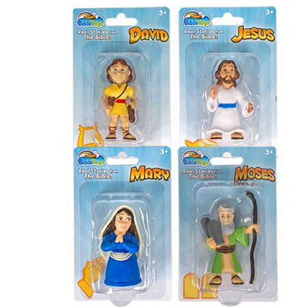 bible character figurines jesus mary david moses bible toys plastic classic bible figurines pack of  , easter jesus mary david moses bible toys plastic classic bible..,