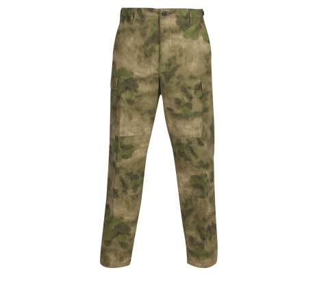 Propper Propper BDU Trouser, 65/35 Poly/Cotton Battle Rip, Small Regular, A-TACS