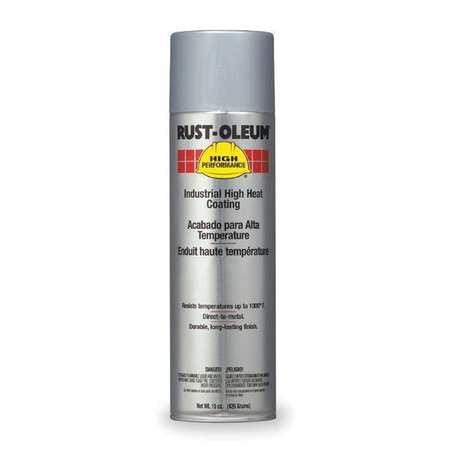 RUST-OLEUM V2116838 Spray Paint,Aluminum,15 oz.