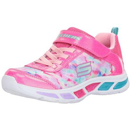 701939f84 Skechers - Skechers Girl s Litebeams-Dance N Glow Sneaker
