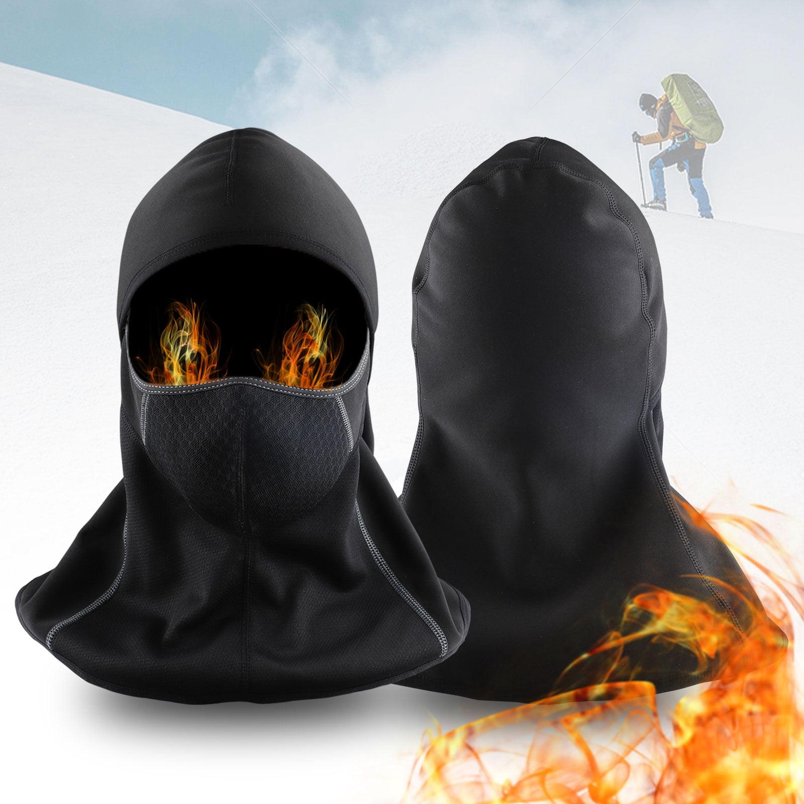 Adult Motorcycle Ski Balaclava Full Face Neck Mask Waterproof Windproof Caps Hat
