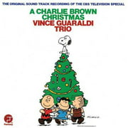 "Vince Guaraldi - Charlie Brown Christmas (Vinyl - 12"" album, 33 rpm)"