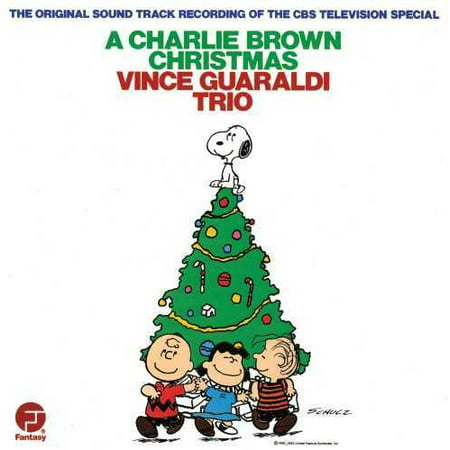 Charlie Brown Christmas (Vinyl - 12