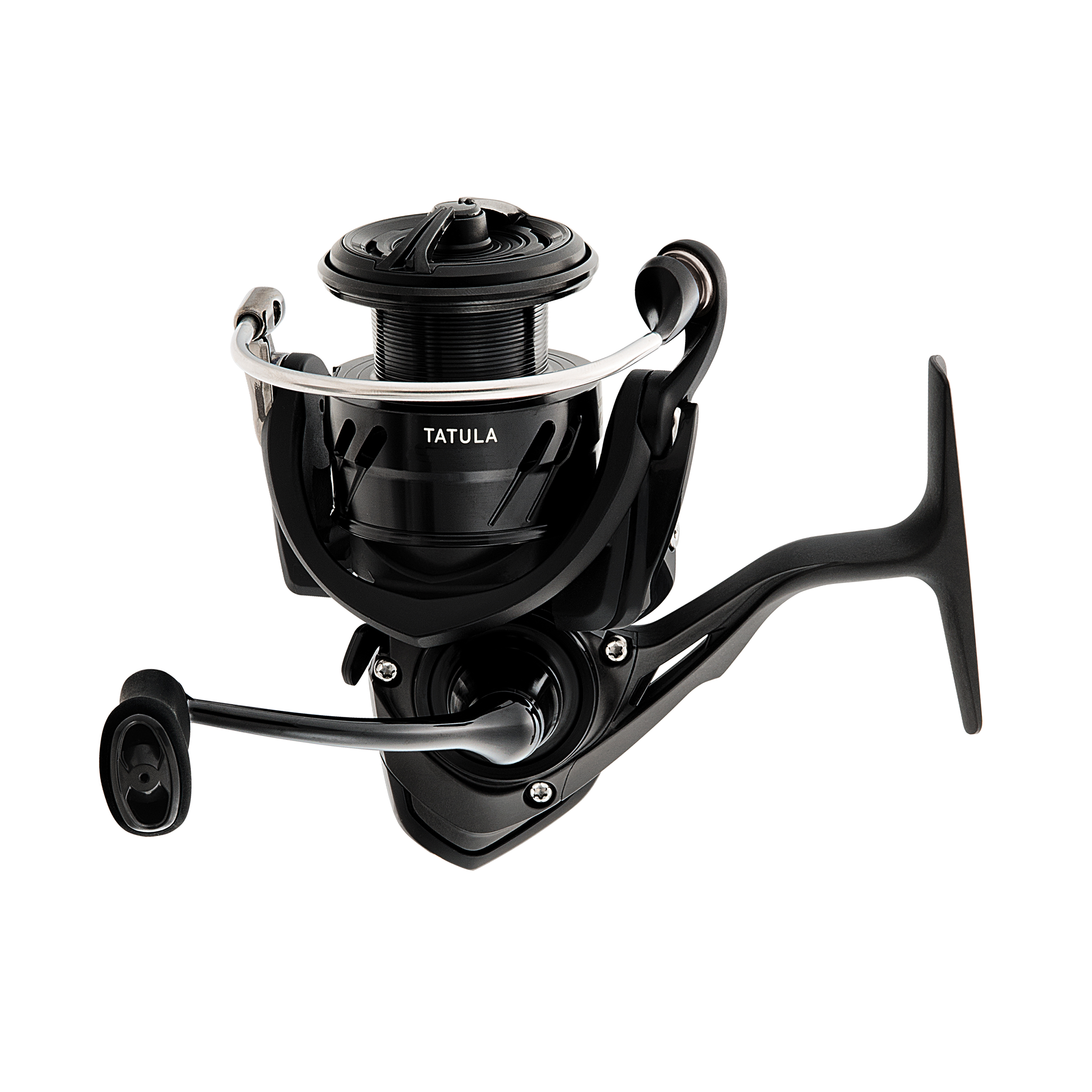 "Daiwa Tatula LT Spinning Reel 1000, 6.2:1 Gear Ratio, 30.50"" Retrieve Rate, 11 lb Max Drag, Ambidextrous"
