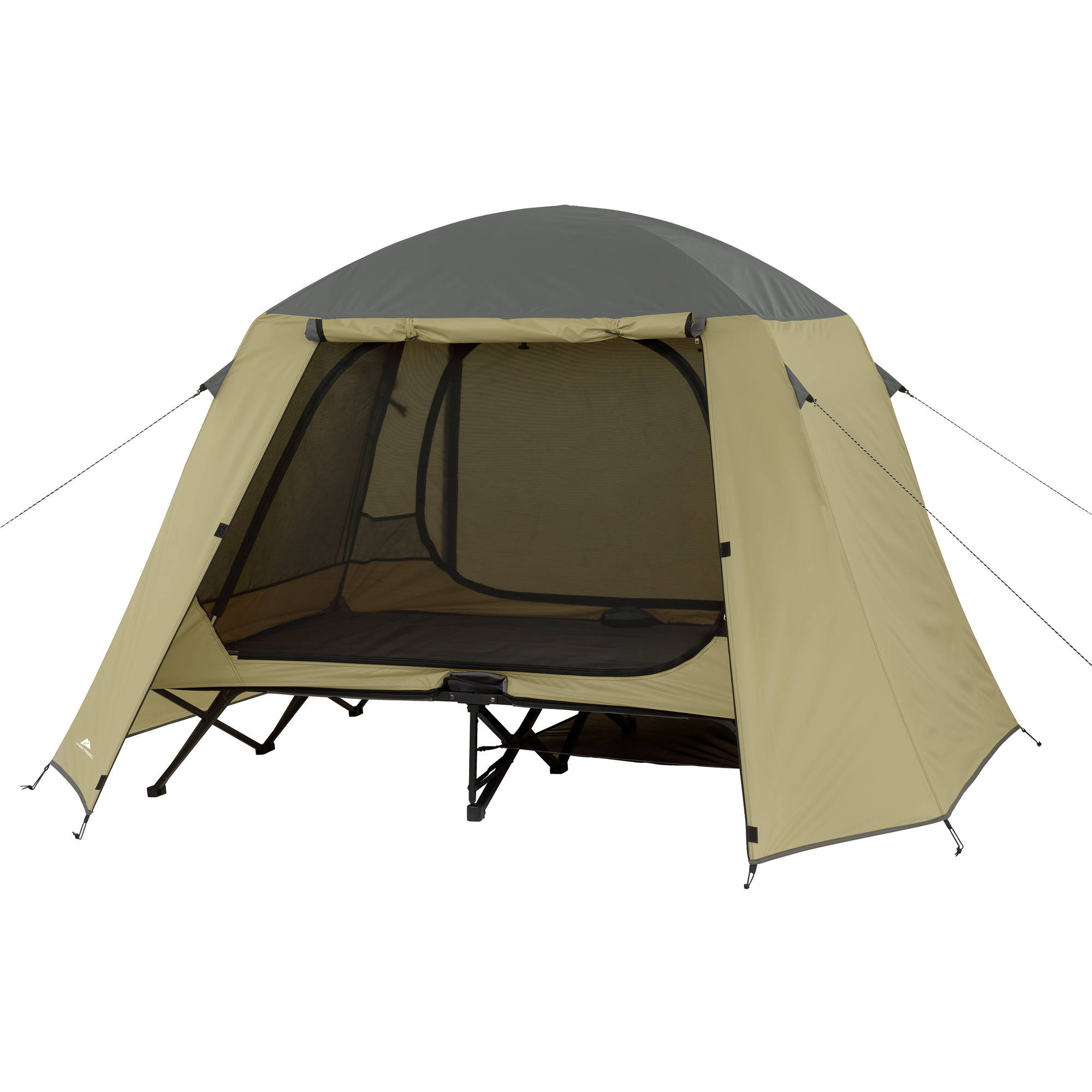 ozark trail two person cot tent walmart com