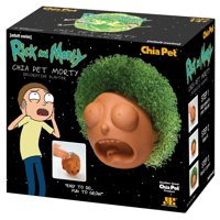 Chia Pet Morty From Rick & Morty Decorative Pottery Planter Deals