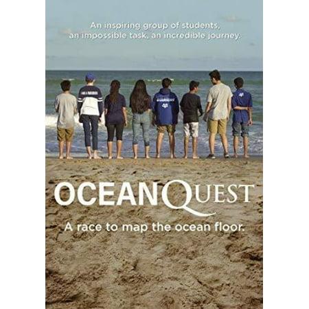 Ocean Quest A Race To Map The Ocean Floor (DVD)