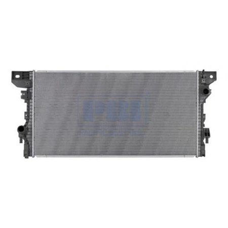 Go-Parts OE Replacement for 2017 - 2018 Ford F-150 Radiator HL3Z 8005 B FO3010349 Replacement For Ford