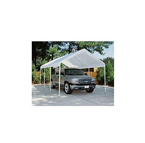 replacement canopy 12x20 white (fits 10x20 frame)