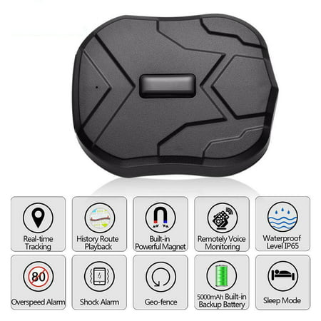 GSM GPS GPRS Car Vehicle Powerful Magnet Tracking Tracker Real Time Device TK905 (Arrow Tracking Device)