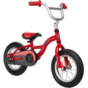 "12"" Schwinn Boys' Kwickster 2-N-1 Learning Bike, Red"