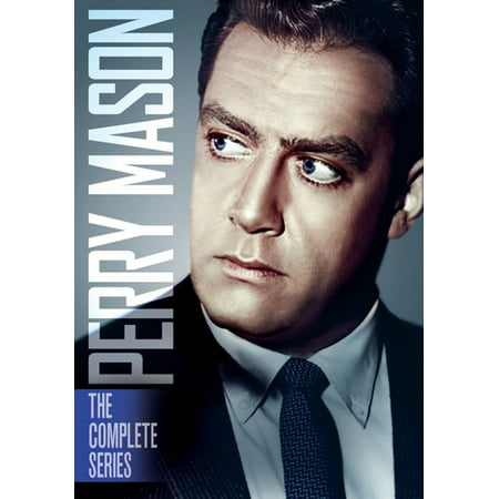 Perry Mason: The Complete Series (DVD)