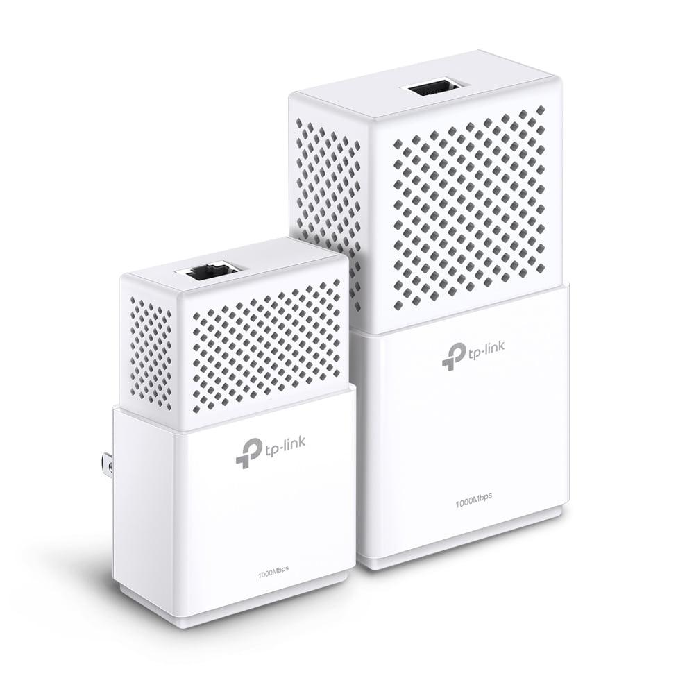 TP-Link AC750 Wi-Fi Range Extender, AV1000 Powerline Edition (TL-WPA7510 KIT)