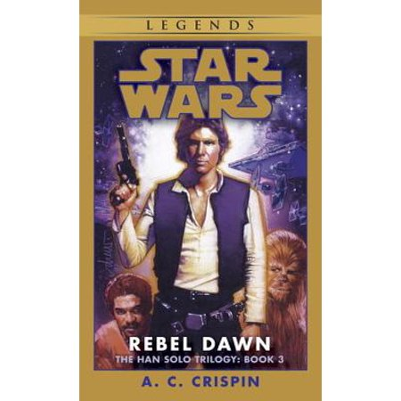 Rebel Dawn: Star Wars Legends (The Han Solo Trilogy) - eBook](Han Solo Boots)