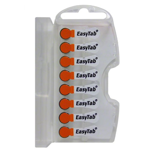 13 or 312 LONG LIFE 16x DURACELL Activair HEARING AID batteries sizes 10