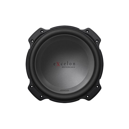 Kenwood Xr W1204 Excelon 12 Oversized Subwoofer