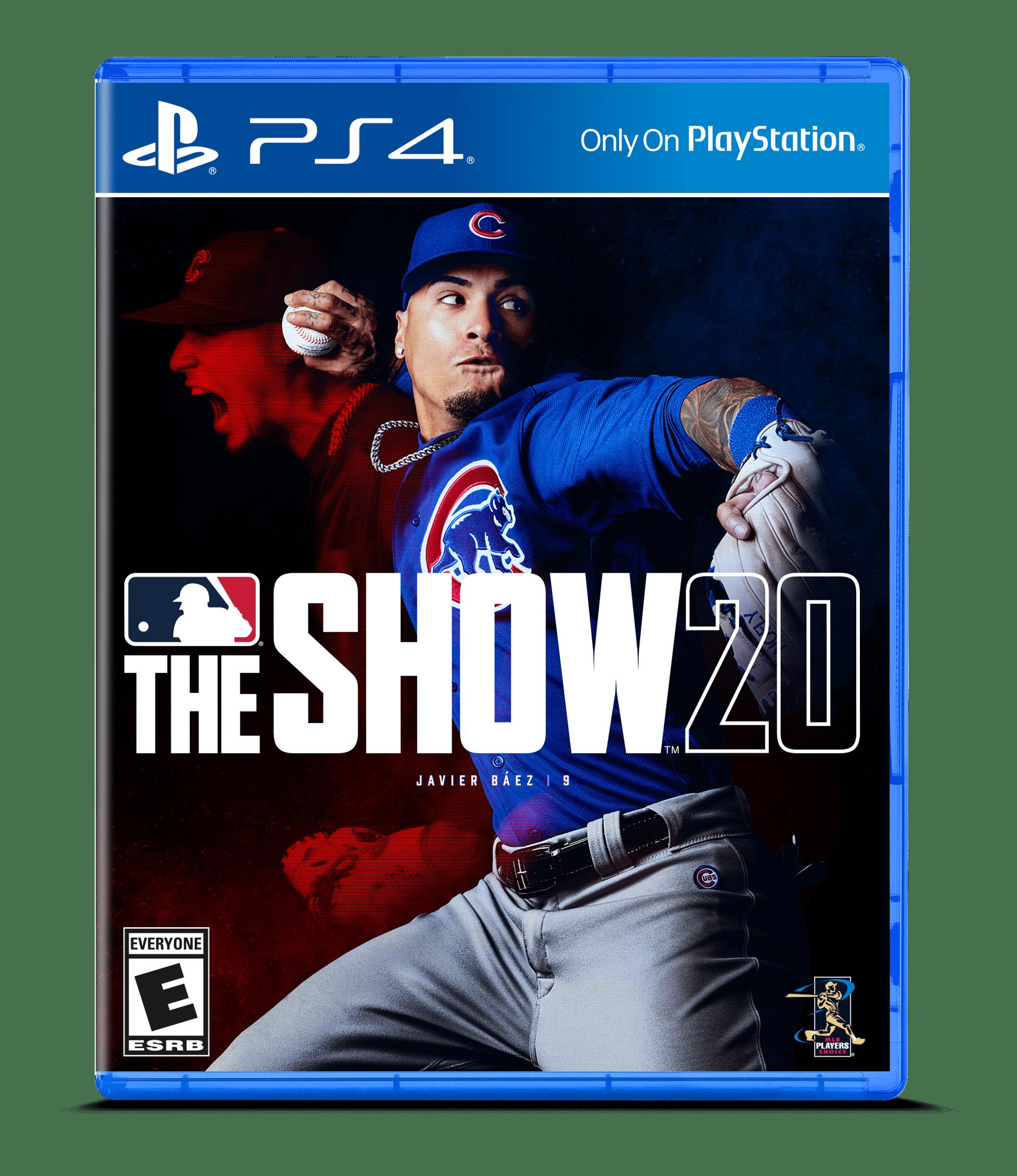 MLB The Show 20, Sony, PlayStation 4, 711719524663
