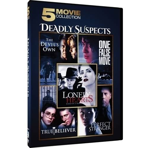 Deadly Suspects - 5 Movie Collection