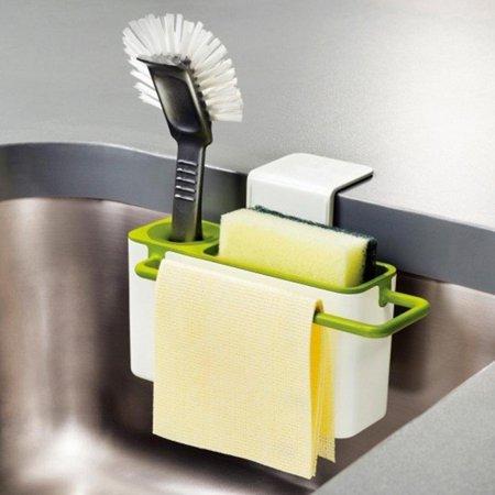Kitchen Sink Organizer,(TM) Sink Caddy Soap and Sponge ...