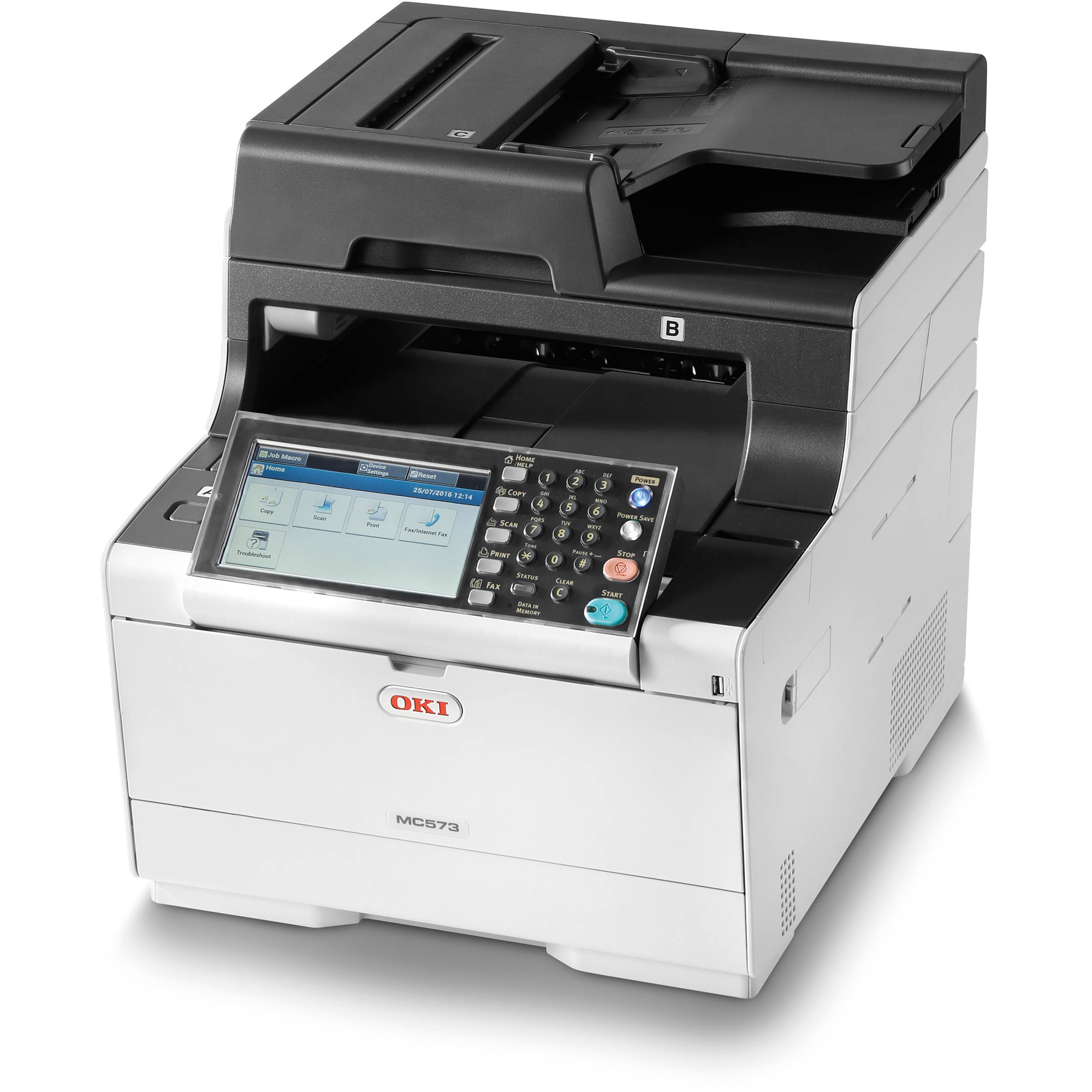 Okidata MC573dn Color Multifunction