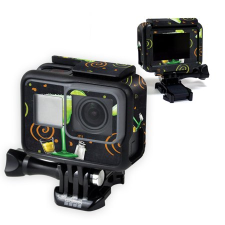 Gopro Halloween Party (Skin for GoPro Hero6 - Marg Party| MightySkins Protective, Durable, and Unique Vinyl Decal wrap cover | Easy To Apply, Remove, and Change Styles | Made in the)