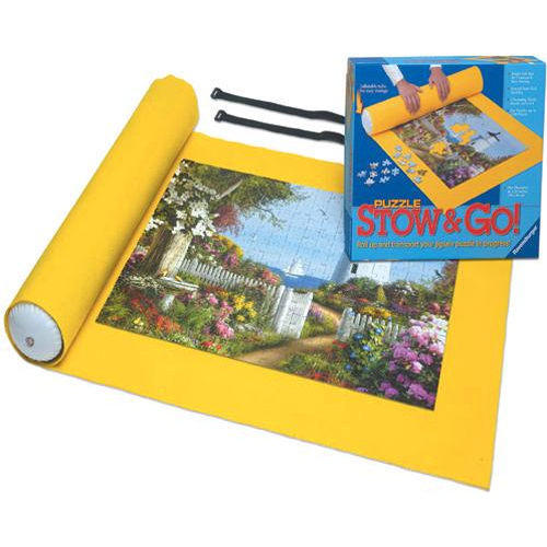 Stow and Go Puzzle Mat
