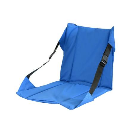 Stadium Seats Picnic Cushion Seat Portable Adjustable