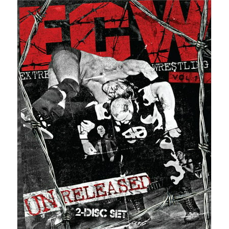 WWE: ECW Unreleased: Volume 1 (Blu-ray) (Ecw One Night Stand 2006 Full Show)