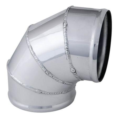 Spectre Industries 9798 Air Intake Tube 4 Inch Outside Diameter