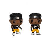 812380da6fb Funko POP NFL  Steelers- Ju Ju Smith Schuster - Walmart.com