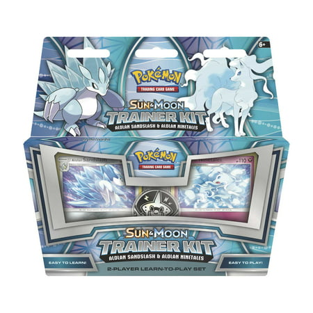 2018 Pokemon Sandlash & Ninetales Trainer Kit Trading Cards - Trading Pokemon