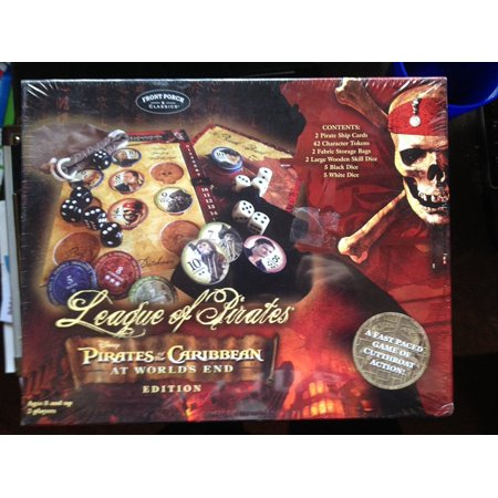 League of Pirates by Front Porch Classics ()