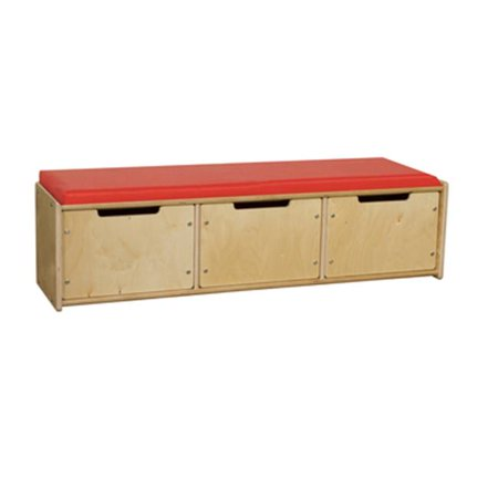 Contender C990651 Reading Bench With Drawers - RTA ()