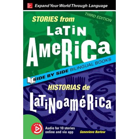 Stories from Latin America / Historias de Latinoamérica, Premium Third Edition](Historias De Halloween De Terror)