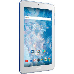 """Acer Iconia One 7 B1-7A0-K78B 7"""" Android Tablet 1GB 16GB"""