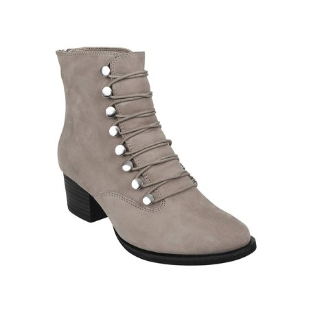 Earth Shoes Womens Doral Closed Toe Ankle Fashion Boots - image 1 of 2