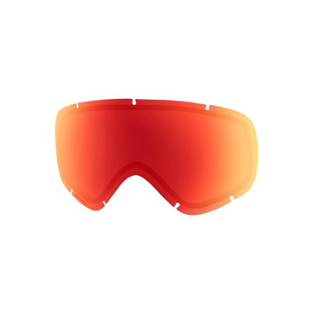 Anon Goggle Lenses - Anon Women's Insight Sonar Goggle Lens, Sonar Blue Sonar Red