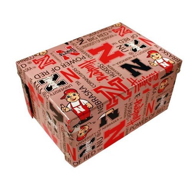 Sport Collectors Guild NebraskaUBoxxer Nebraska University designs on a collapsible gift box
