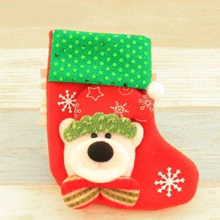 cnmodle Christmas Pendant Creative Storage Bag Pouch for Christmas Decoration ()