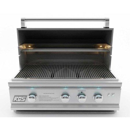 Rcs Cutlass Pro 30 Inch Natural Gas Grill - Built-in 42' Rcs Gas Grill