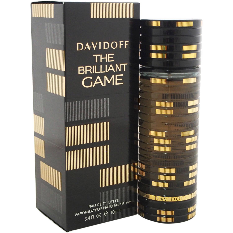 The Brilliant Game by Davidoff for Men, 3.4 oz